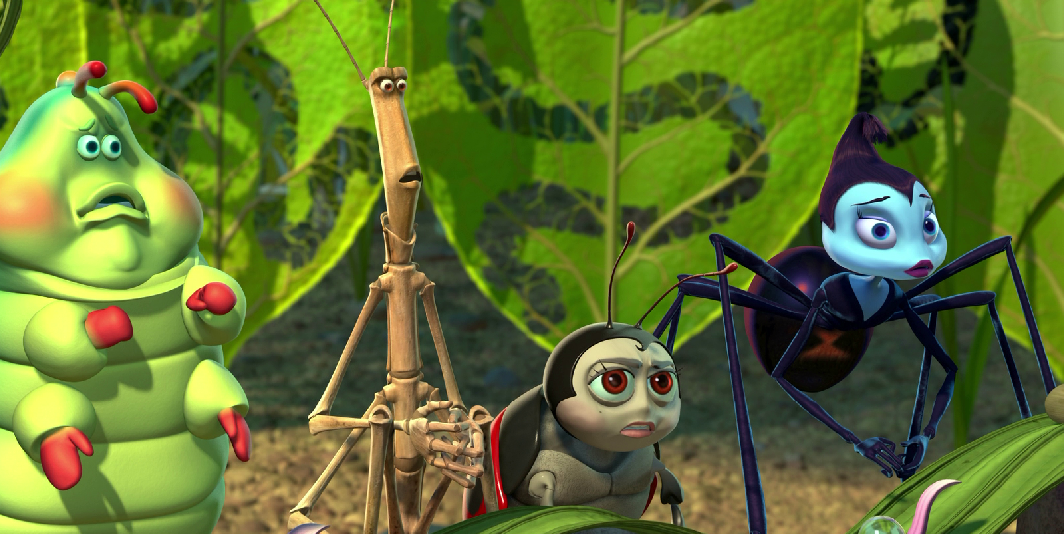 A Bug's Life Background