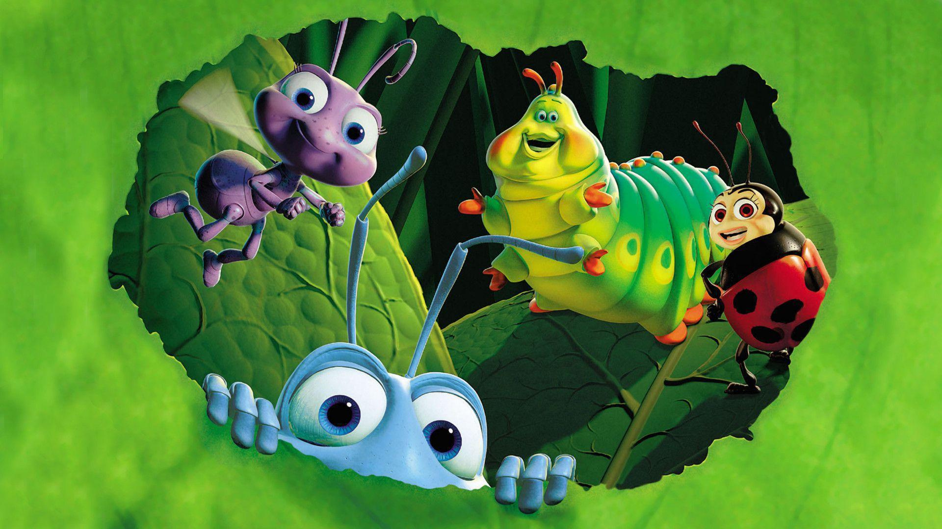 A Bug's Life Computer Wallpaper