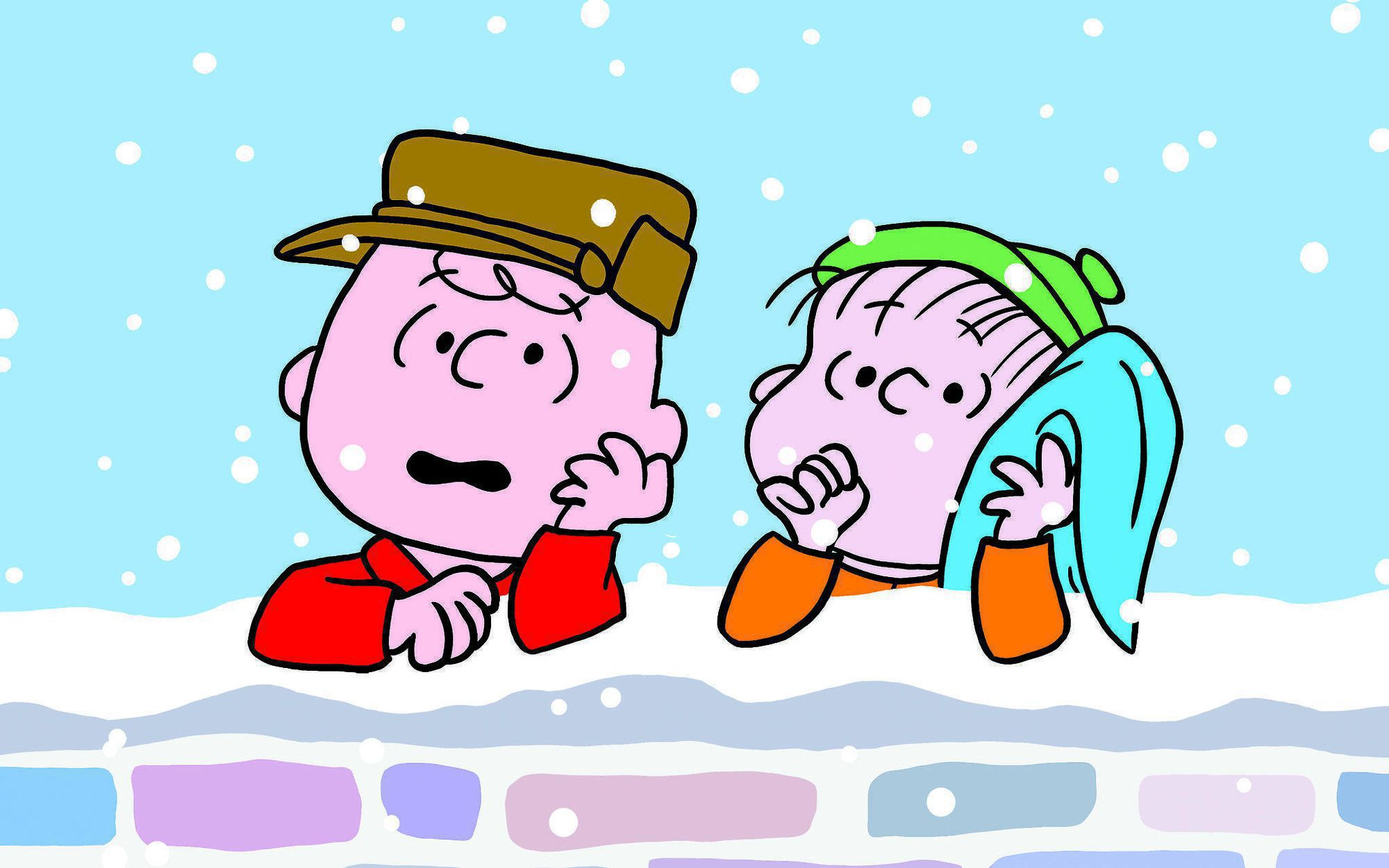 A Charlie Brown Christmas High Definition Wallpapers
