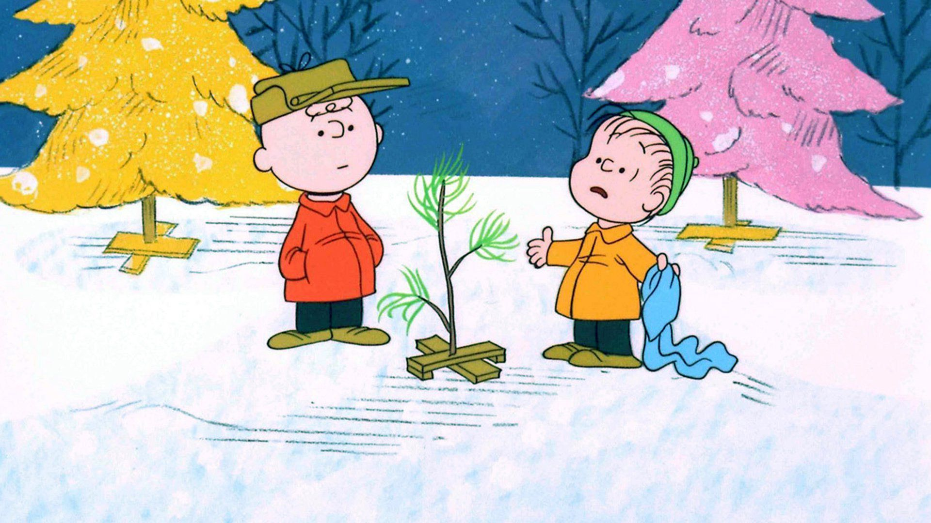 A Charlie Brown Christmas Pictures