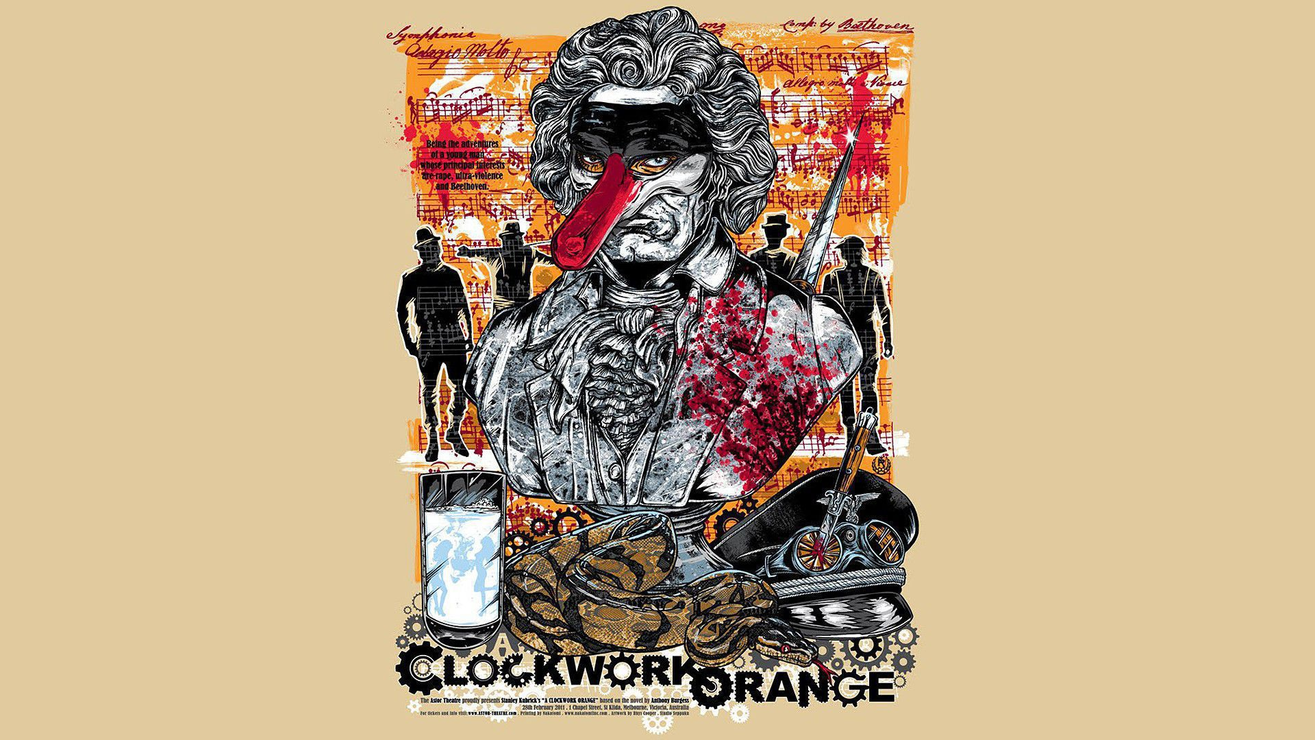A Clockwork Orange High Quality Wallpapers