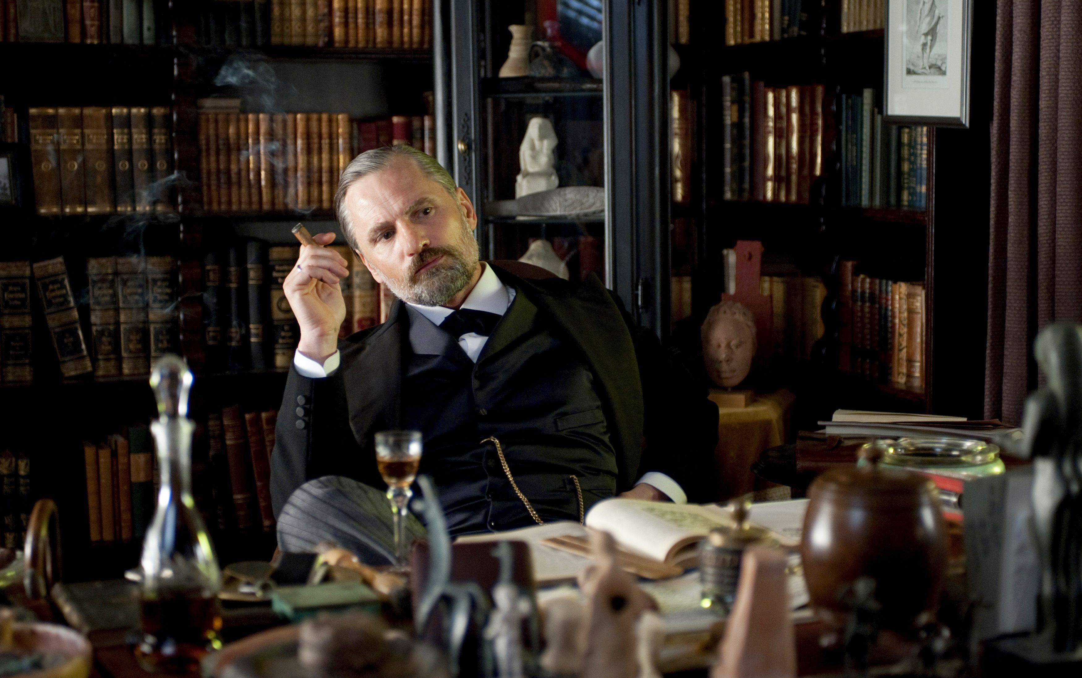 A Dangerous Method HD Background