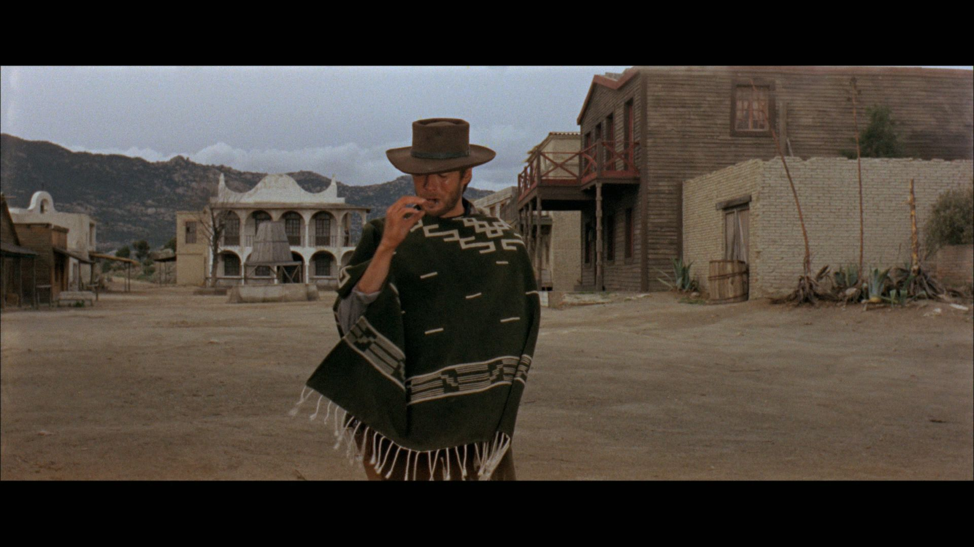 A Fistful Of Dollars Computer Wallpaper