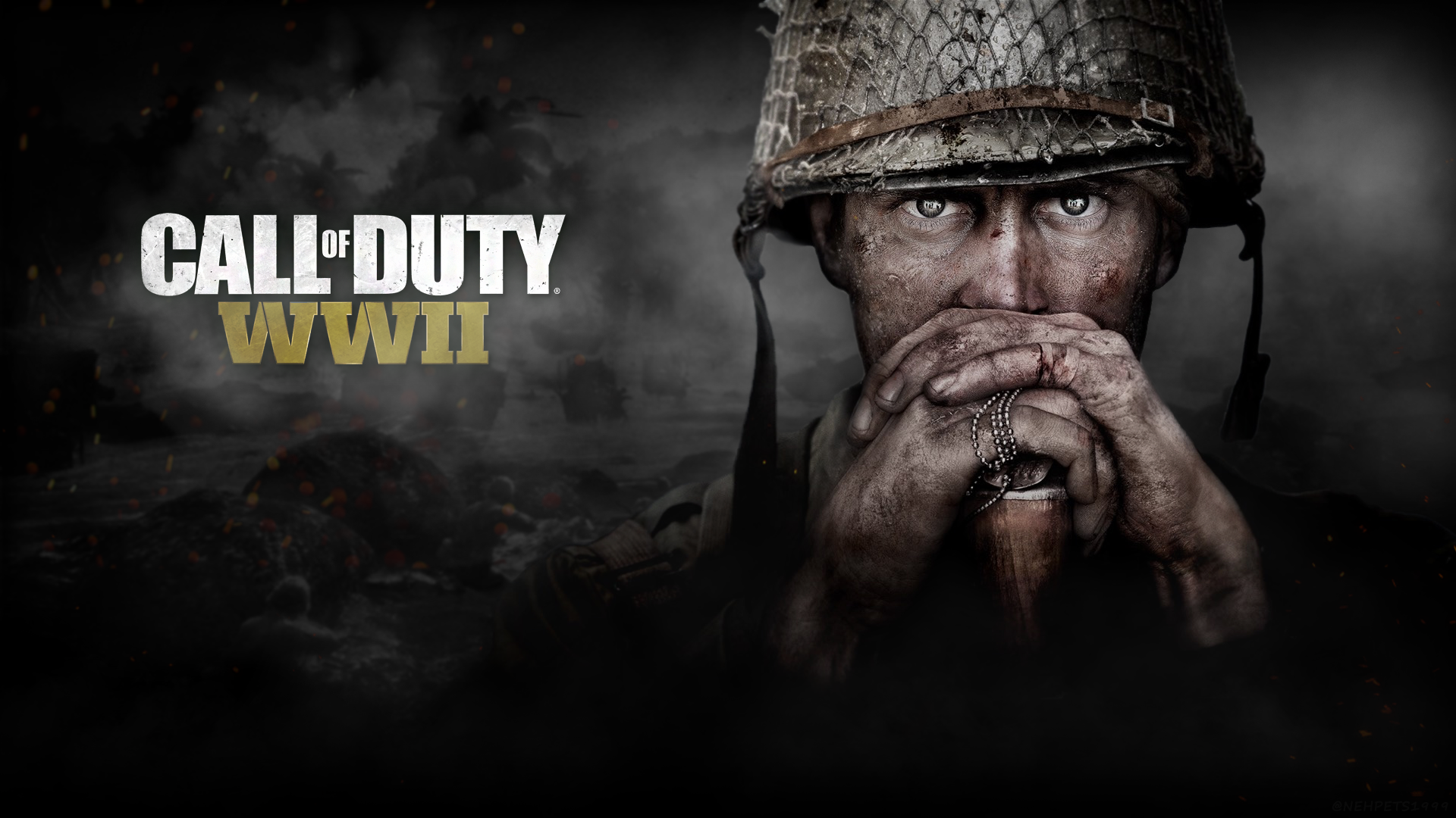 Call Of Duty WWII Computer Wallpaper
