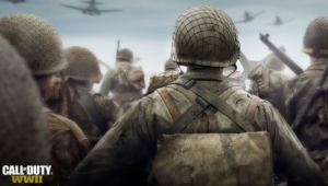 Call Of Duty WWII HD Wallpaper