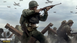 Call Of Duty WWII High Quality Wallpapers