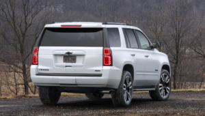 Chevrolet Tahoe RST Pictures