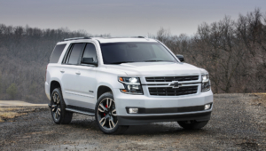 Chevrolet Tahoe RST Wallpaper