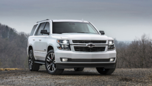 Chevrolet Tahoe RST Wallpapers HD