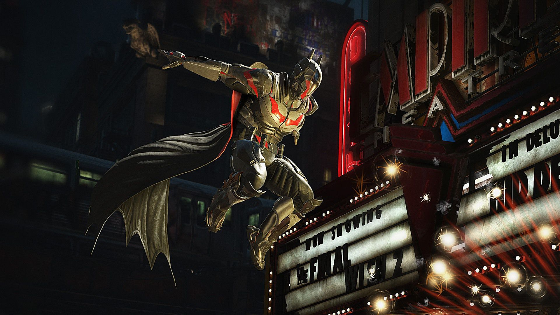 Injustice 2 Wallpapers Images Photos Pictures Backgrounds