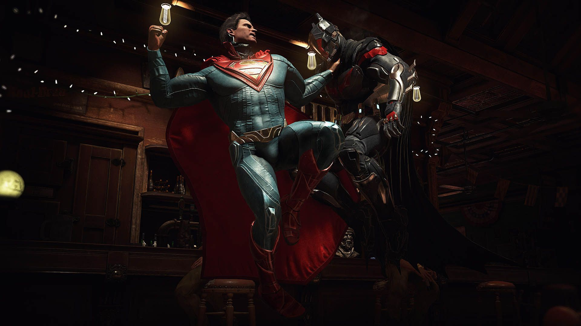 Injustice 2 High Quality Wallpapers