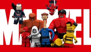 LEGO Marvel Super Heroes 2 Background