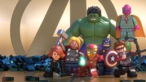 LEGO Marvel Super Heroes 2 HD Wallpaper