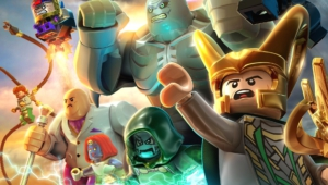 LEGO Marvel Super Heroes 2 High Quality Wallpapers