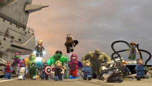 LEGO Marvel Super Heroes 2 Images