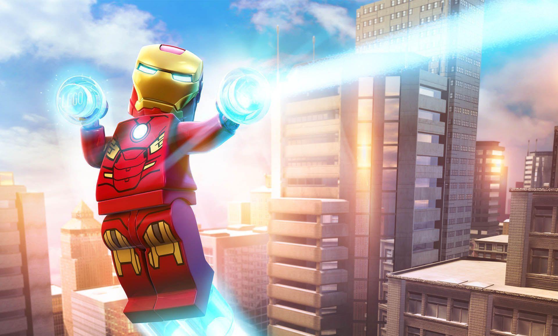 LEGO Marvel Super Heroes 2 Photos