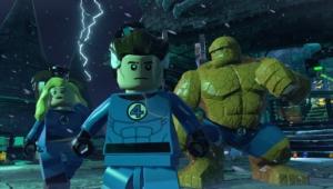 LEGO Marvel Super Heroes 2 Wallpaper