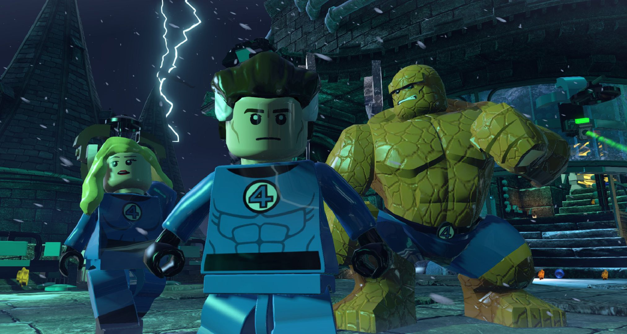 LEGO Marvel Super Heroes 2 Wallpaper
