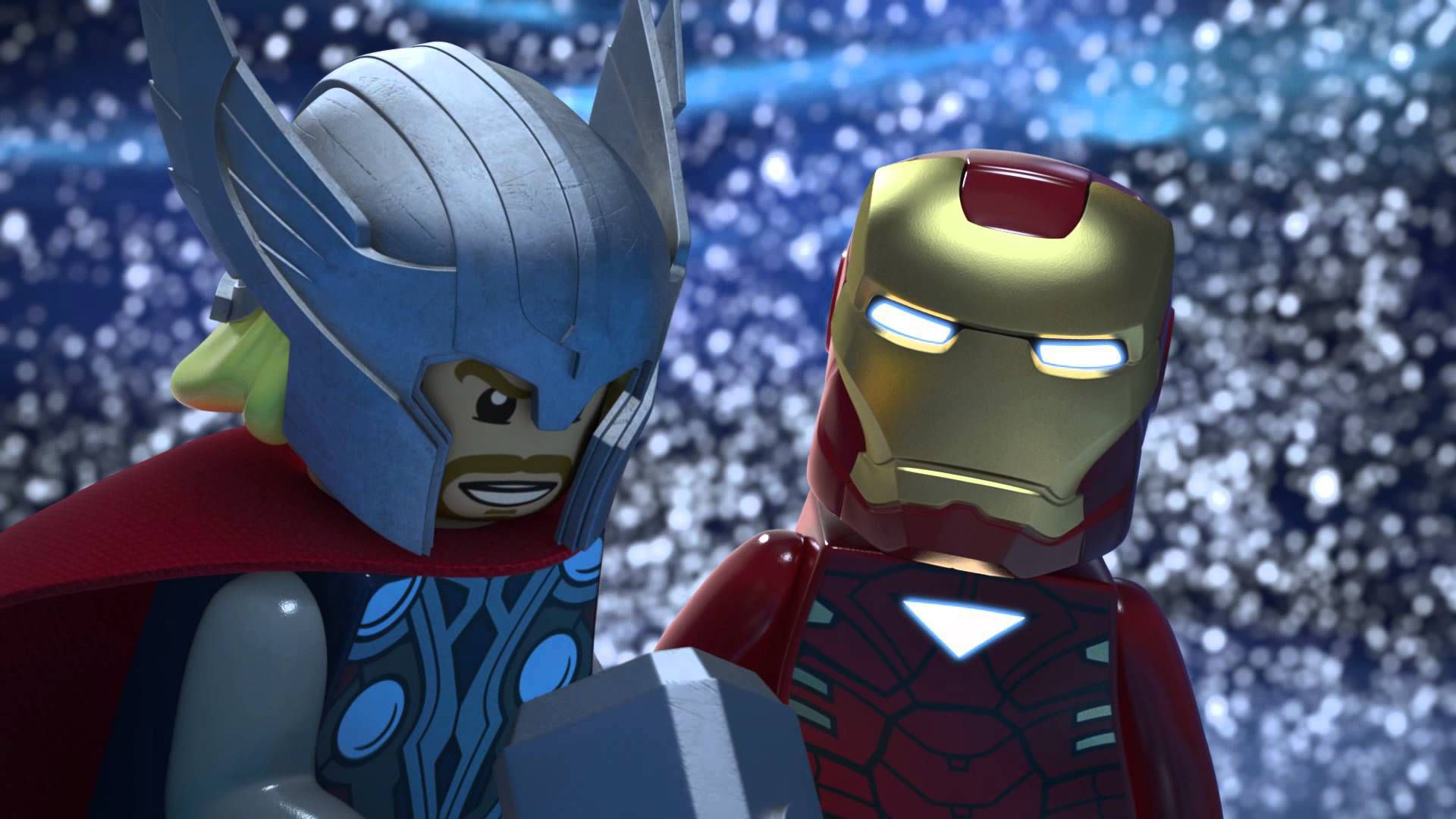 LEGO Marvel Super Heroes 2 Widescreen