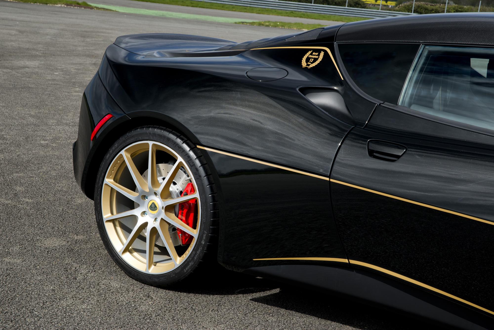 Lotus Evora Sport 410 GP Pictures
