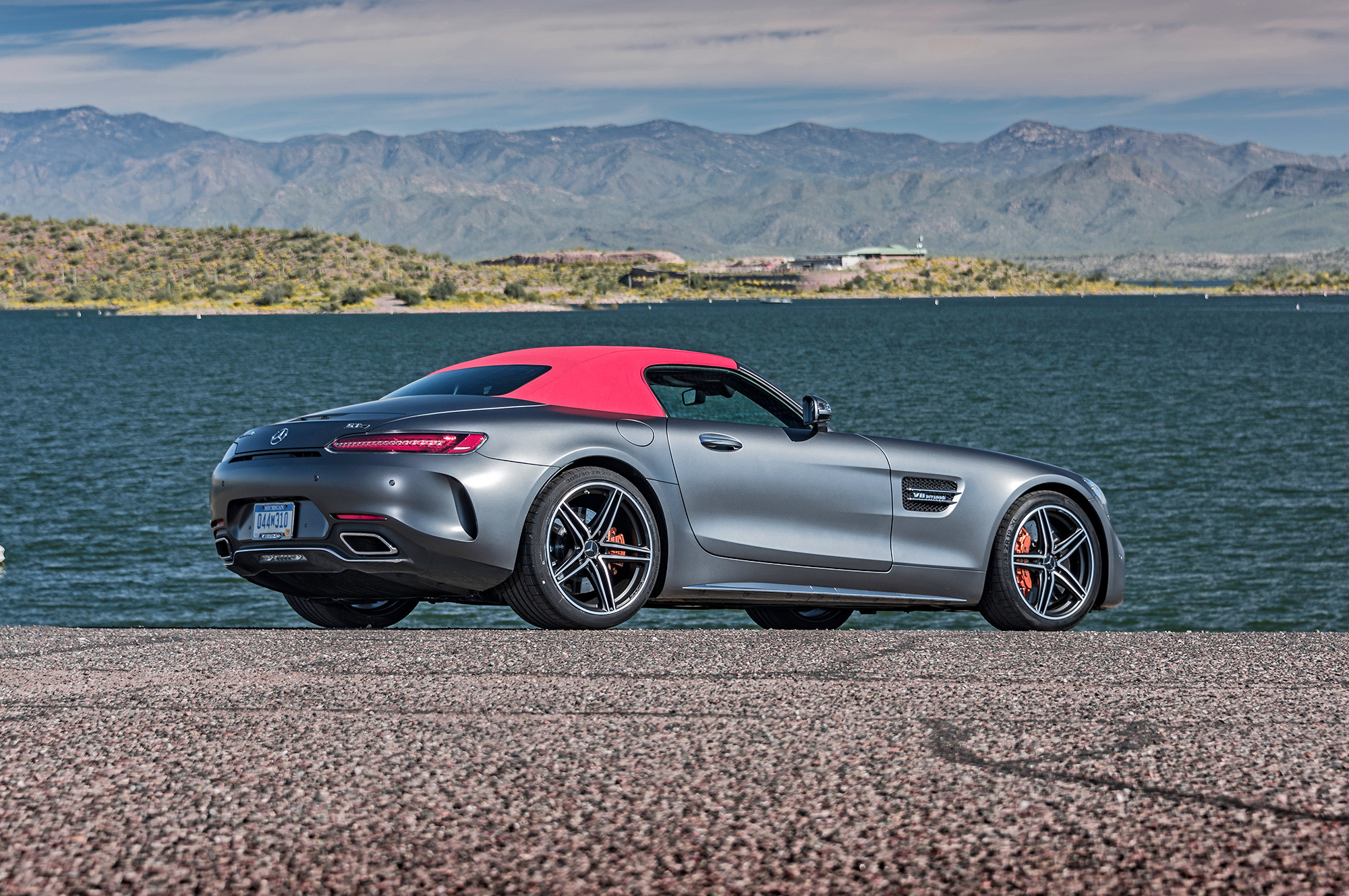 Mercedes Amg Gt C Roadster Wallpapers Images Photos