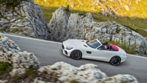 Mercedes AMG GT C Roadster Desktop