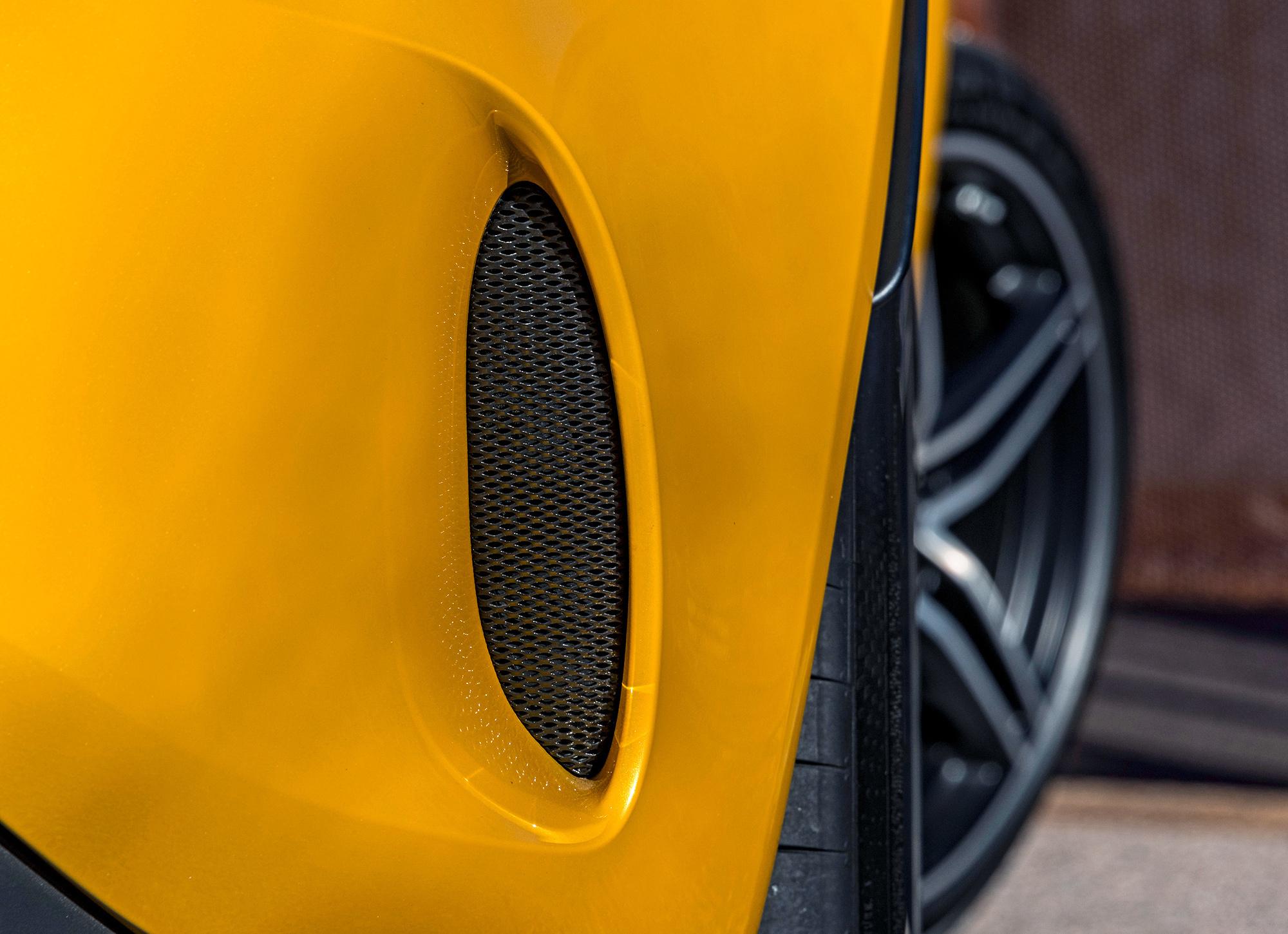 Mercedes AMG GT C Roadster HD Desktop