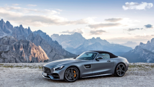 Mercedes AMG GT C Roadster High Definition