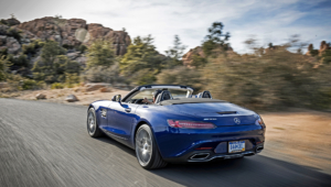Mercedes AMG GT C Roadster High Definition Wallpapers