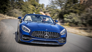 Mercedes AMG GT C Roadster High Quality Wallpapers