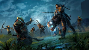Middle Earth Shadow Of War High Definition Wallpapers