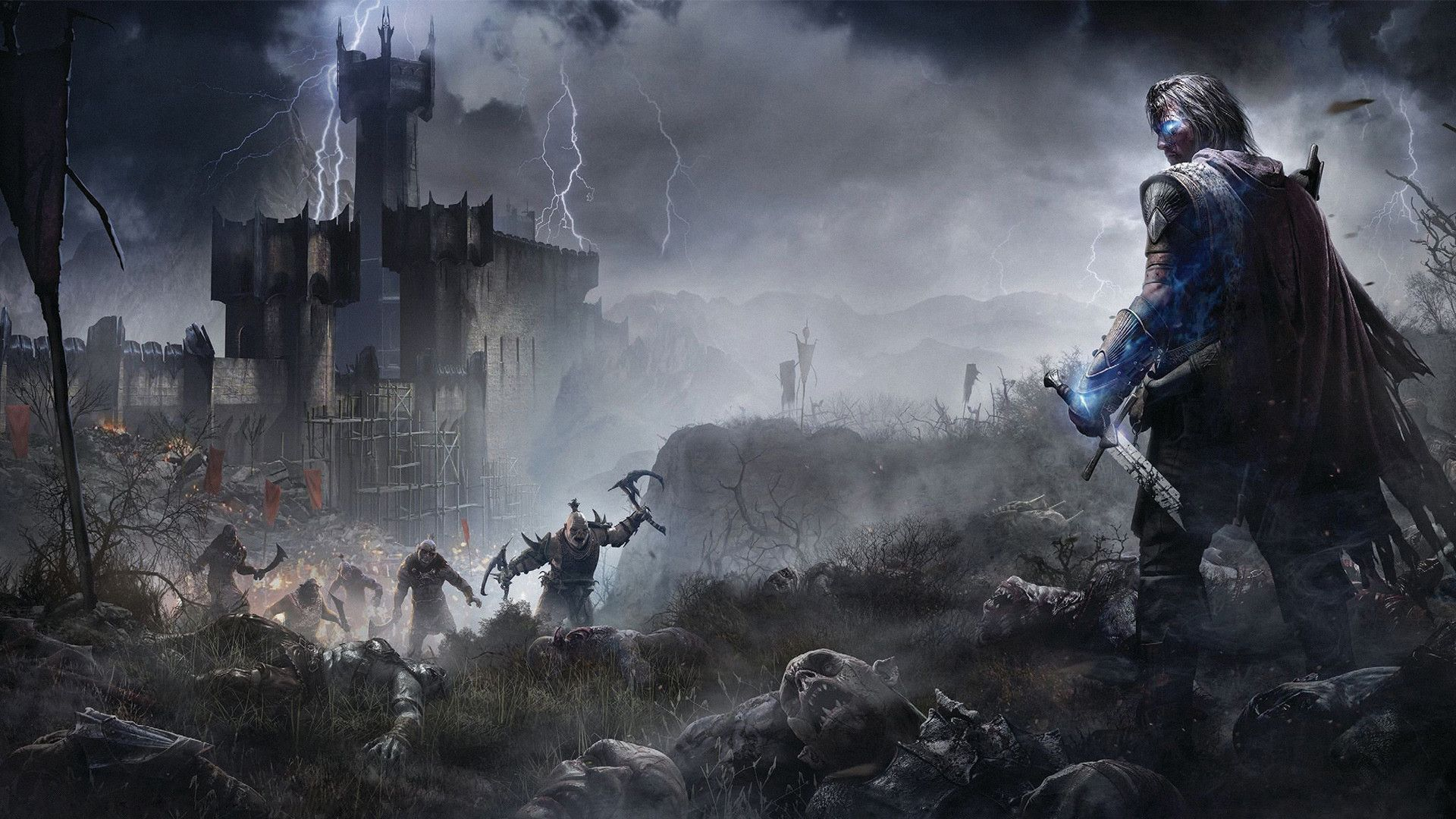 Middle Earth Shadow Of War Wallpaper