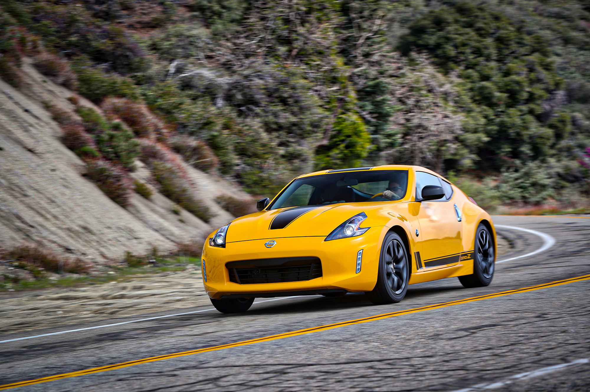 Nissan 370Z Heritage Edition High Quality Wallpapers