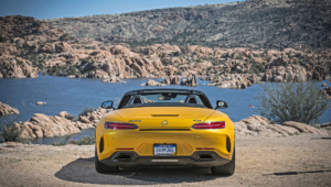 Pictures Of Mercedes AMG GT C Roadster