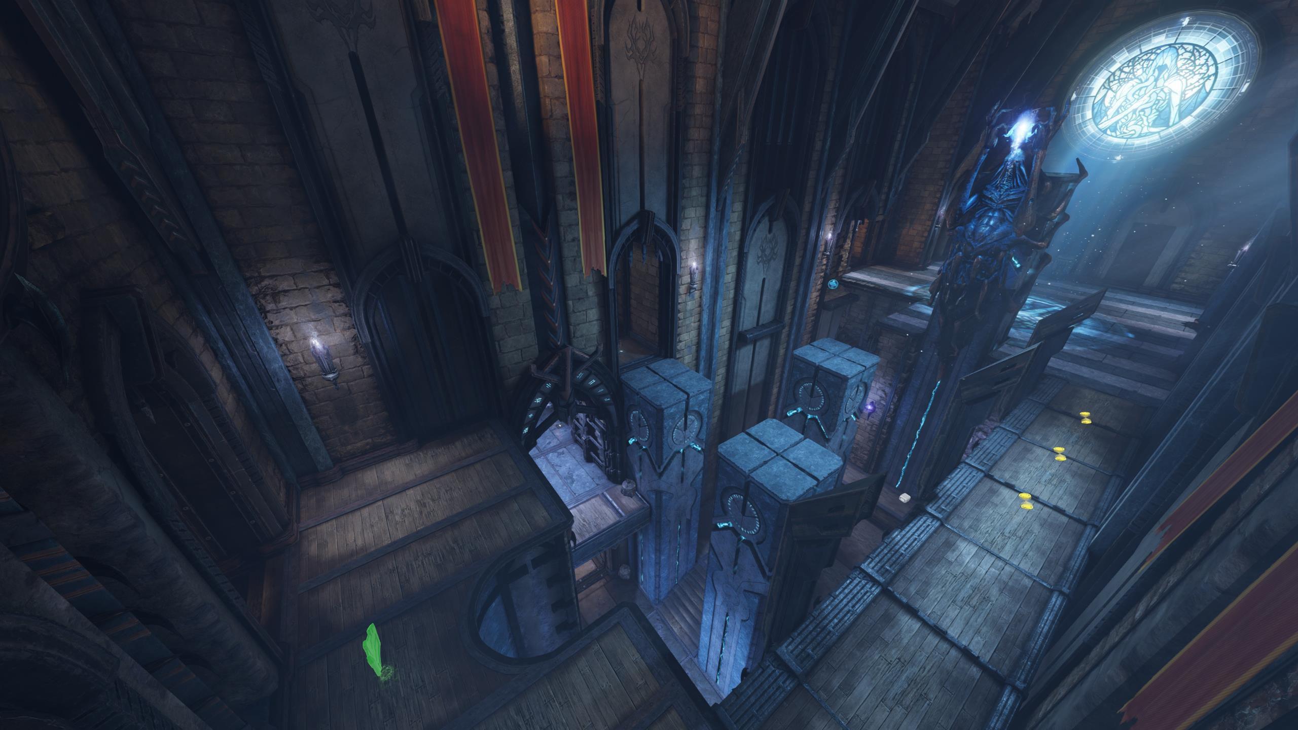 Quake Champions HD Background