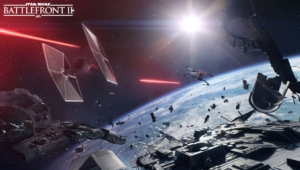 Star Wars Battlefront II Background
