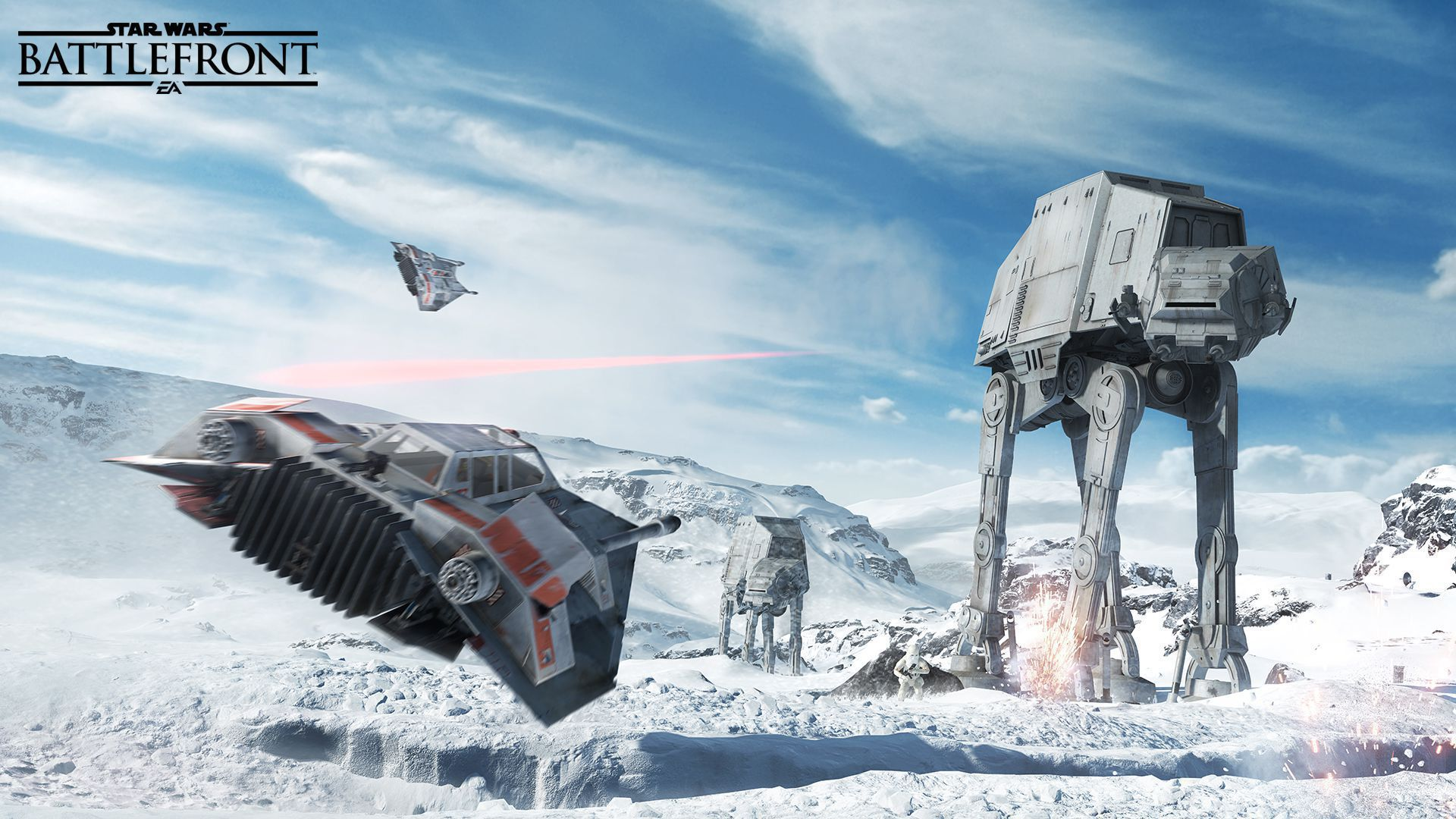 Star Wars Battlefront II High Quality Wallpapers