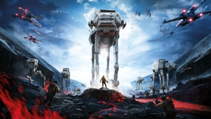 Star Wars Battlefront II Widescreen