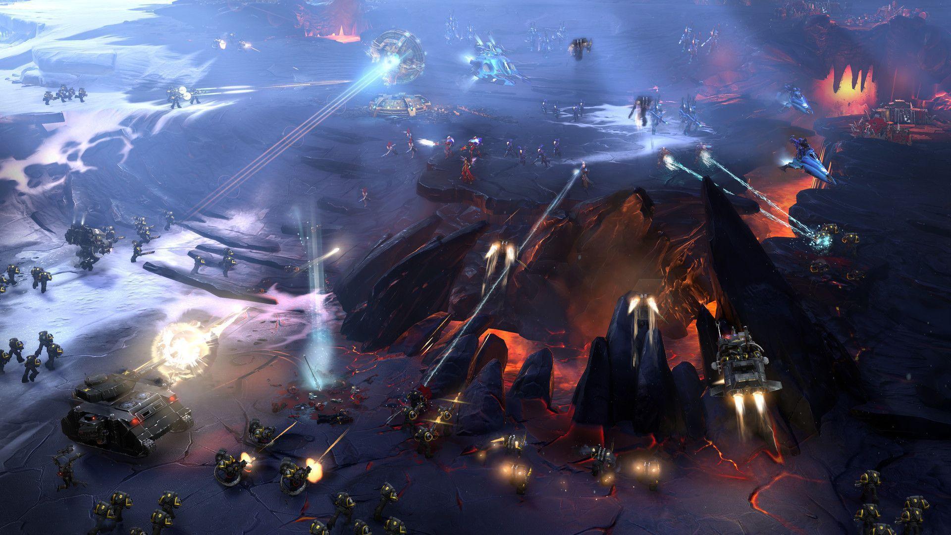 Warhammer 40,000 Dawn Of War III Computer Wallpaper