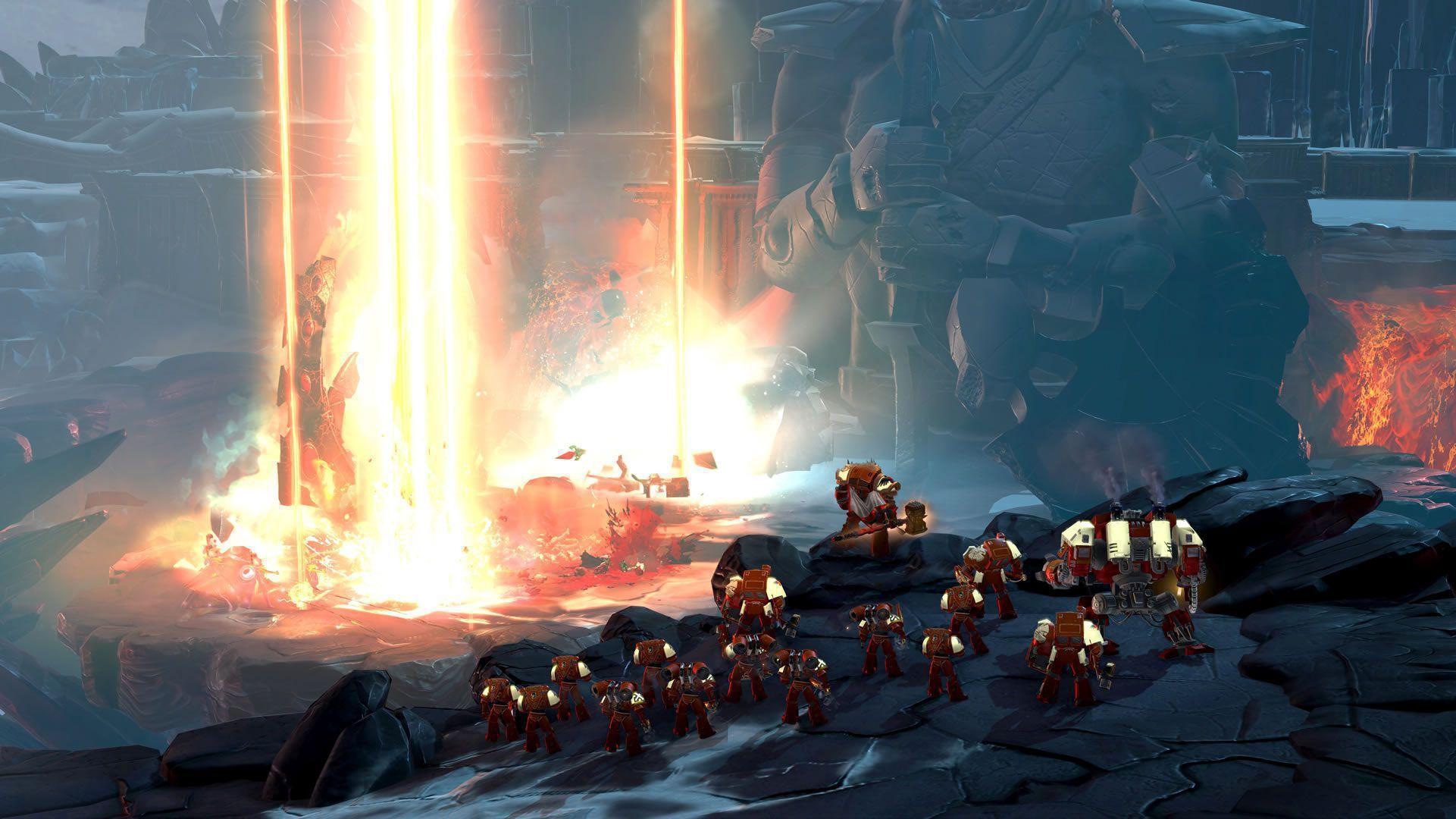 Warhammer 40,000 Dawn Of War III Game