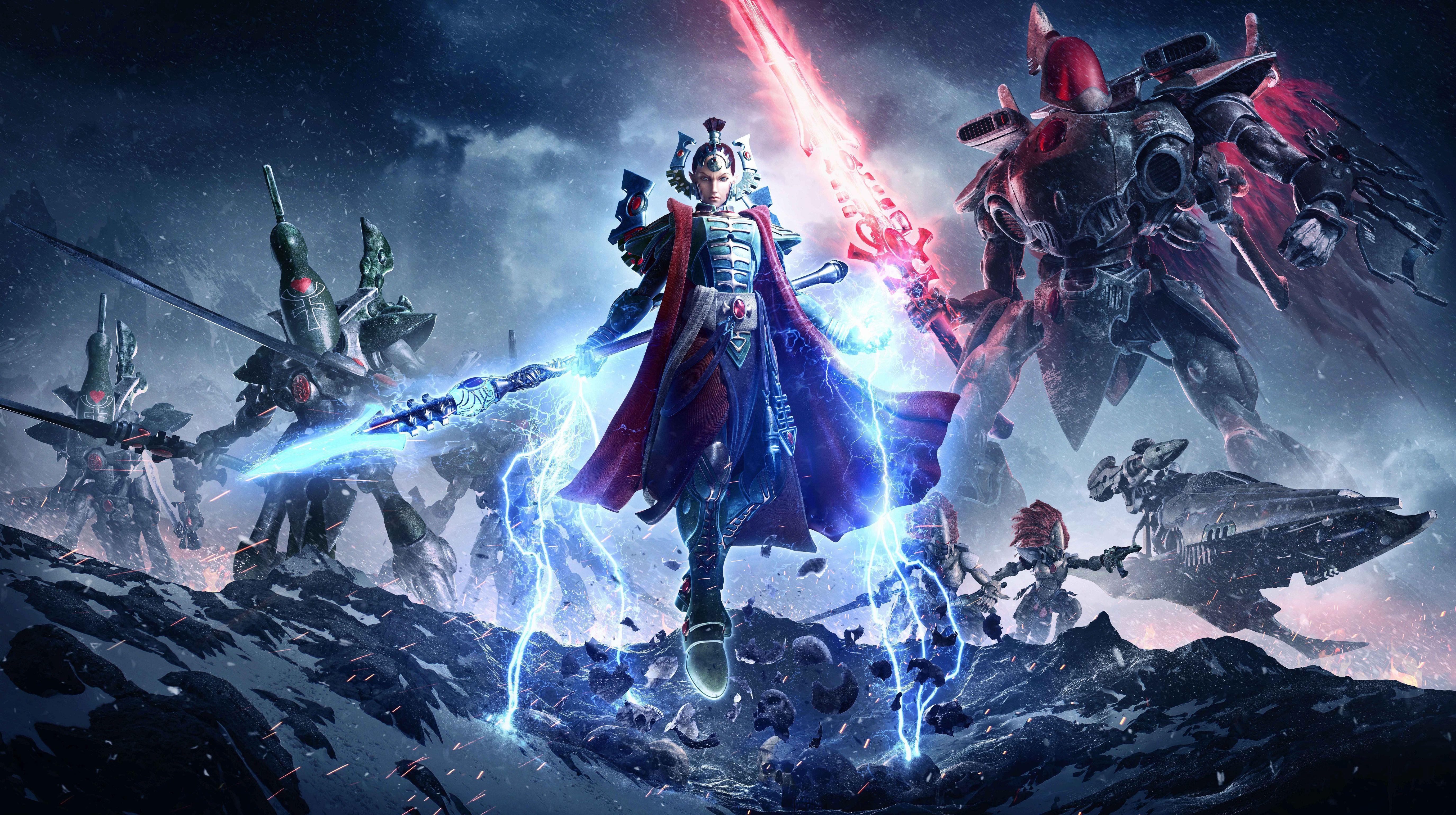 Warhammer 40,000 Dawn Of War III HD Desktop