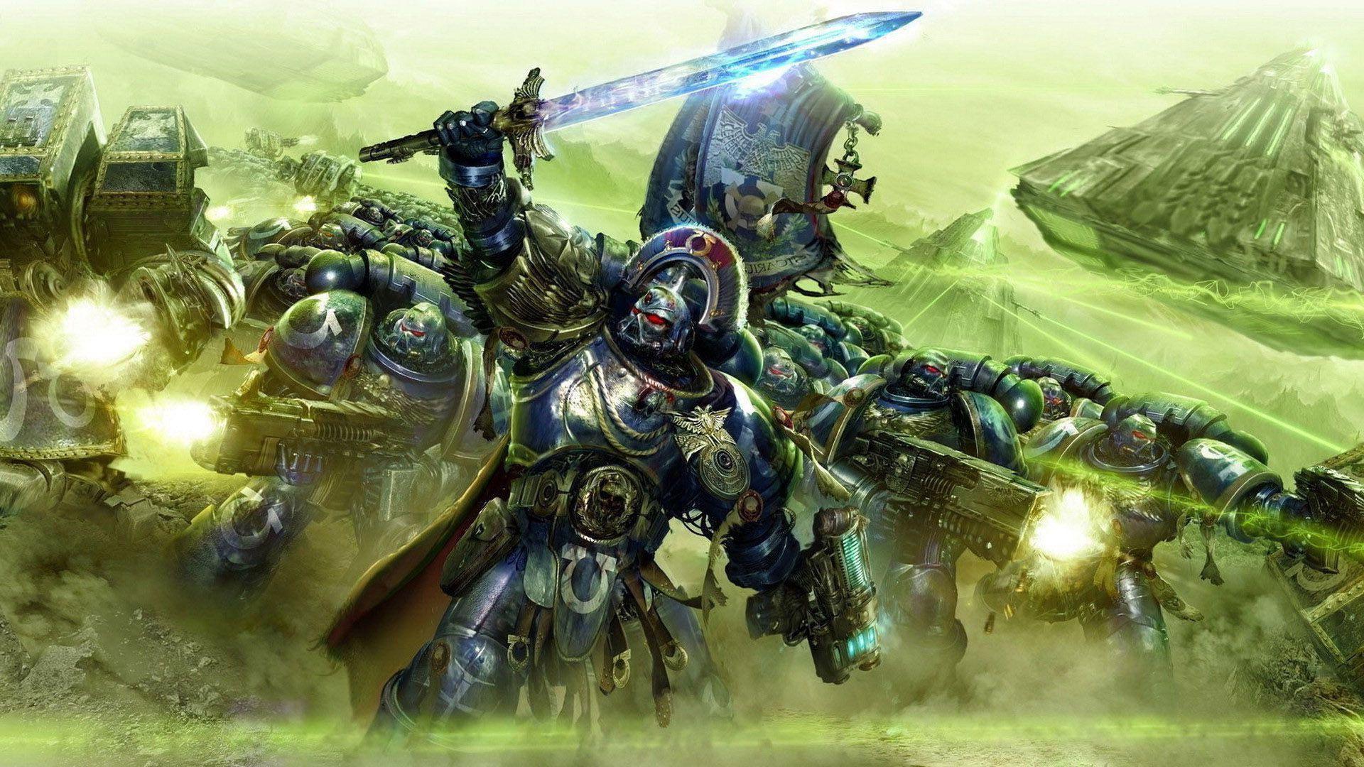 Warhammer 40,000 Dawn Of War III High Definition Wallpapers