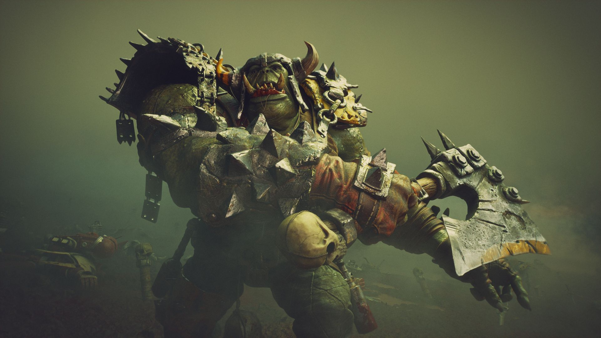 Warhammer 40,000 Dawn Of War III Screenshots