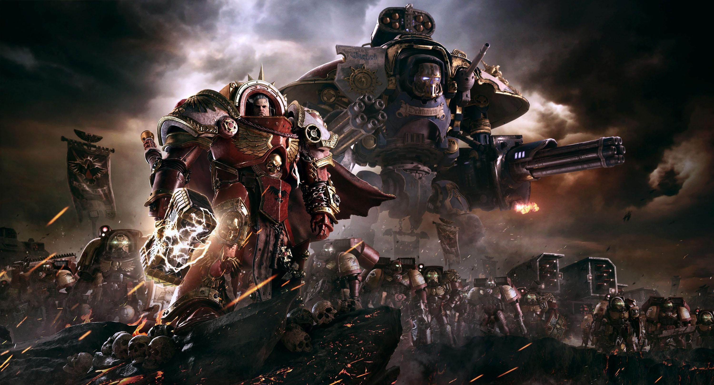 Warhammer 40,000 Dawn Of War III Wallpapers