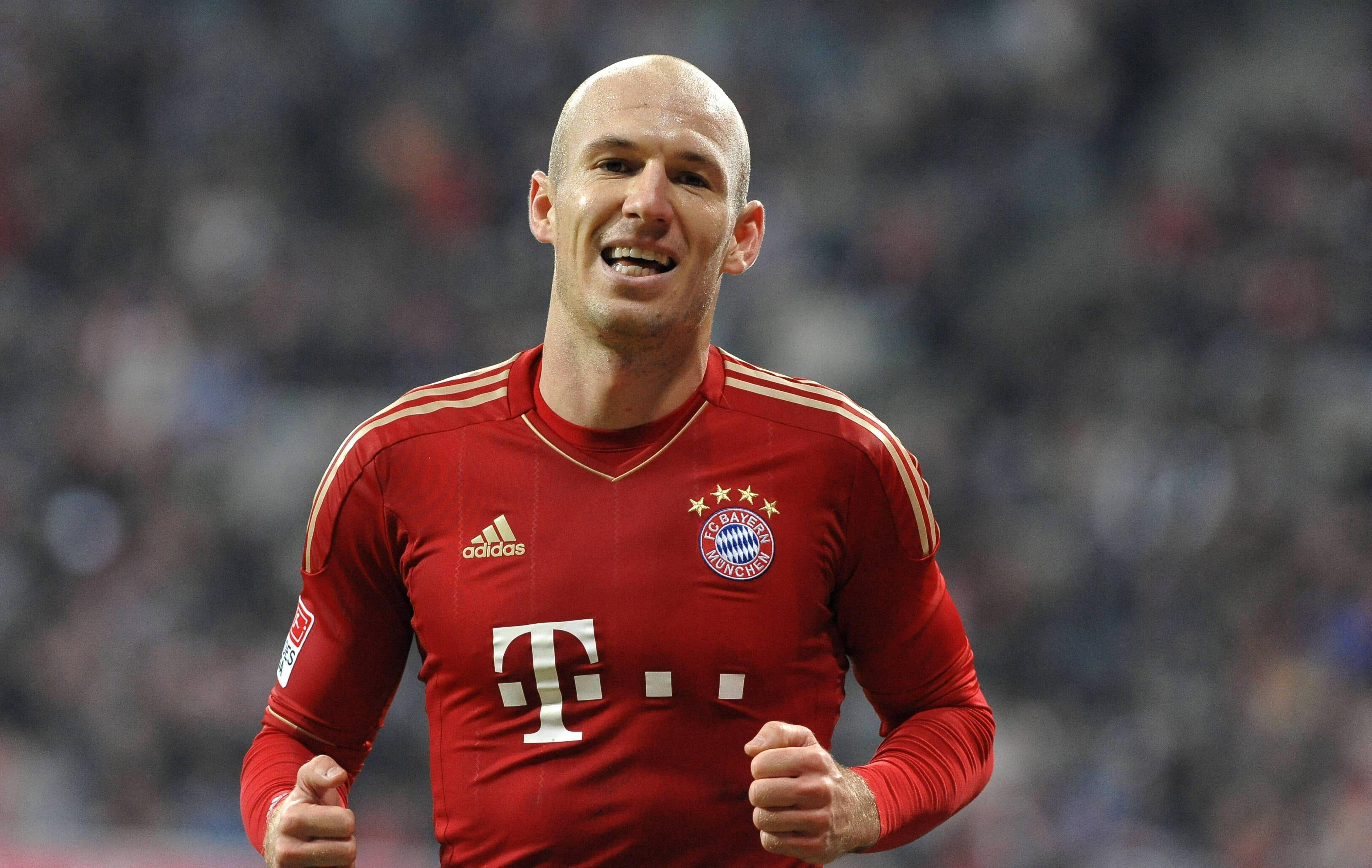 Arjen Robben Photos