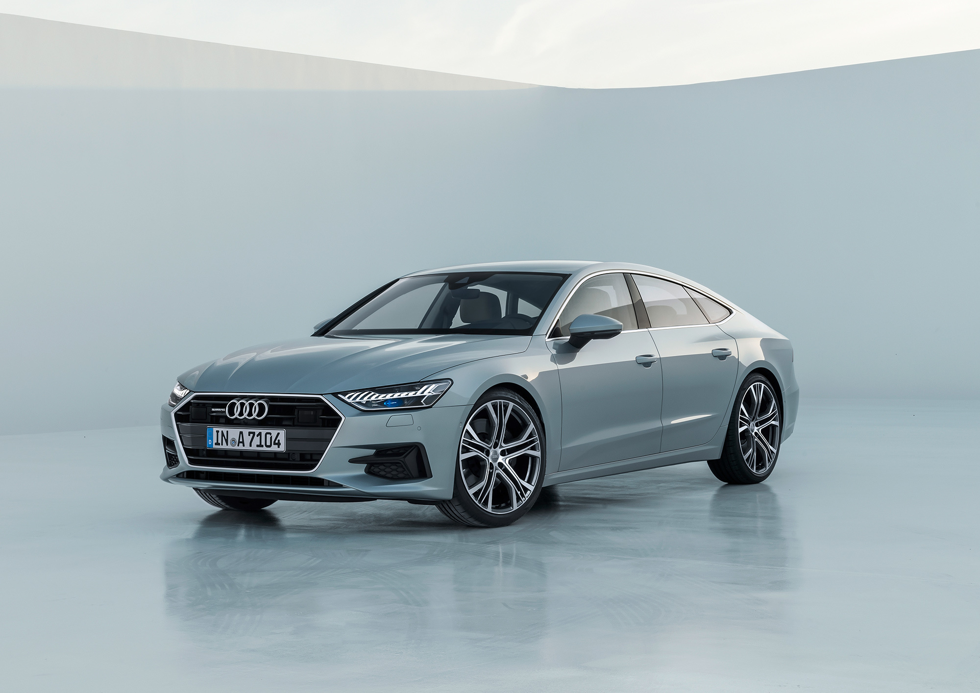 Audi A7 Sportback High Definition Wallpapers