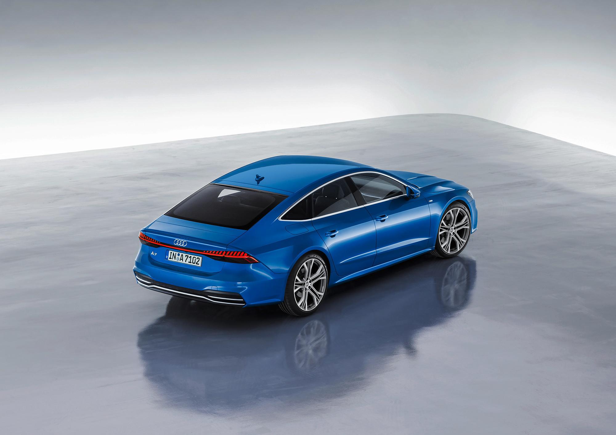 Audi A7 Sportback Pictures