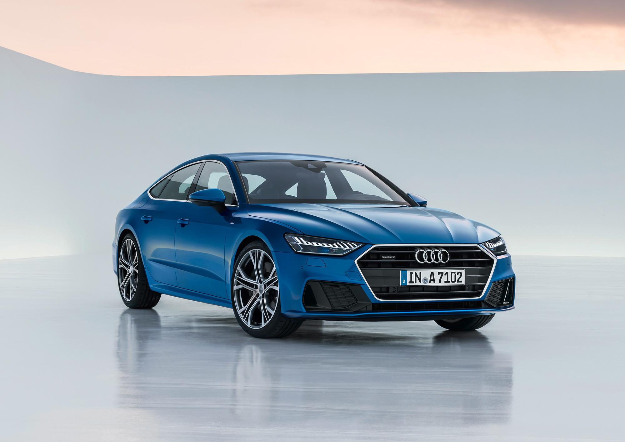 Audi A7 Sportback Wallpapers HD