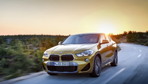 BMW X2 2018 Desktop Images