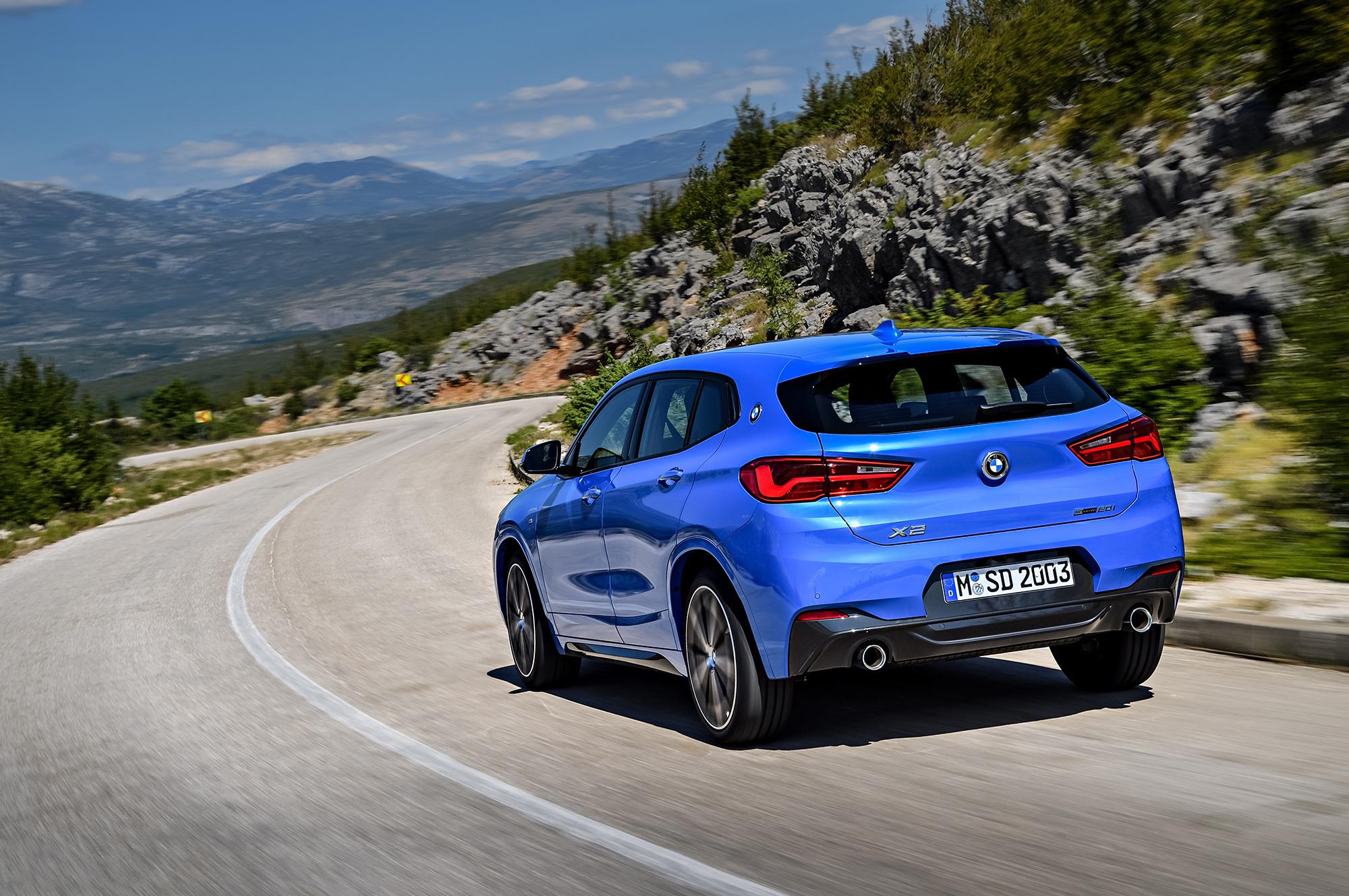 BMW X2 2018 HD Desktop